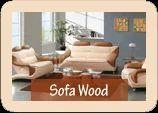 Sofa Setty Wood Exposed