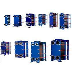 Gasket Plate Heat Exchanger Models Data