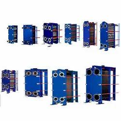 Gasket Plate Heat Exchanger Models Data