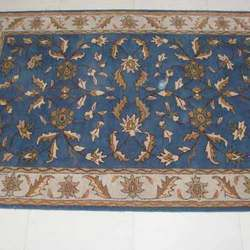 Persian Blue Tufted Carpets