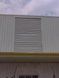 Wall Louvers Sheets