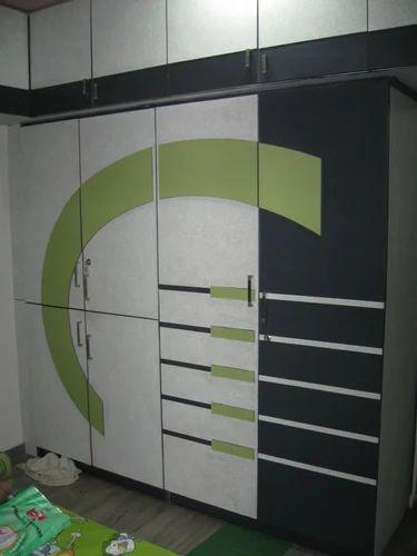 Bedroom Wardrobe Cupboard Wardrobe Manufacturer From Ahmedabad