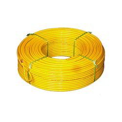 Yellow PVC Insulated Wire