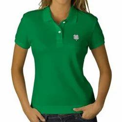 Ladies Polo T Shirt