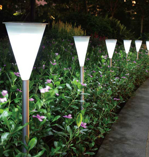 Garden Solar Lights Solar Renewable Energy Products Siddardha