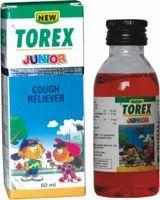 New Torex Junior Syrup