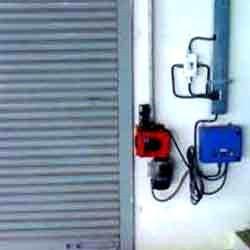 Half Height Gear Rolling Shutter