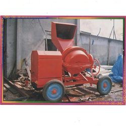 Cement Concrete Machine