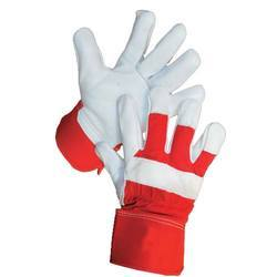 Unisex Chrome Canadian Glove, 6-10 Inches, Finger Type: Full Fingered
