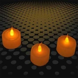 Led Tea Light Candle Light Emitting Diode Tea Light