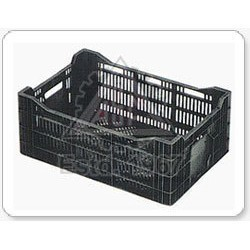 Slotted Angles Plastic Crates