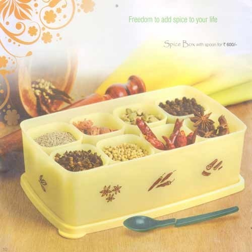 Tupperware Spice Box Tupperware Kitchen Products Mumbai
