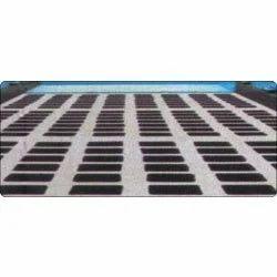 Rubber Flat Deck
