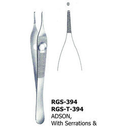 Adson with Serrations RGS