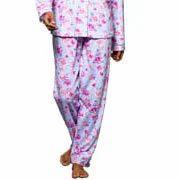 Ladies Knitted Pyjamas