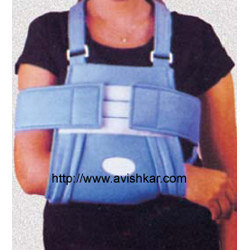 Sling And Swathe ( Shoulder Immobilizer)