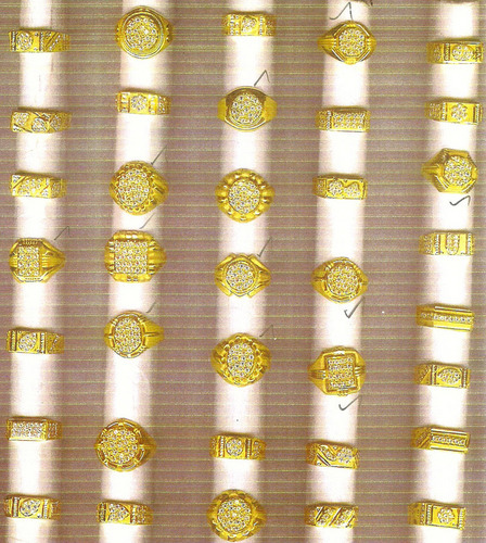 Maharaja Gold Rings Gold & Gold Jewellery