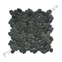 Black Pebble Mosaic
