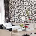 Pvc Floral Wallpapers