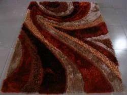 Shaggy carpet