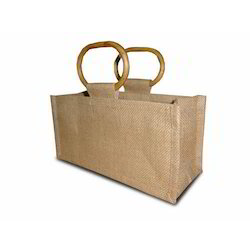 Handled Jute Bag