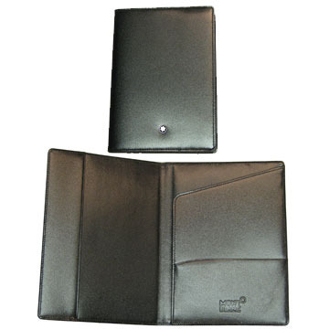 441a8fddd4b Leather Passport Wallet