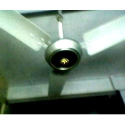 High Speed Solar Ceiling Fan