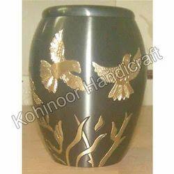 Decorative Brass Urns
