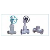 Pressure Seal Valves / High Pressure Valves