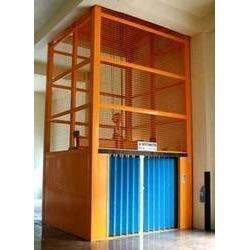 Cage Hoist Goods Lifts