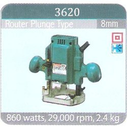 Router Plunge Type
