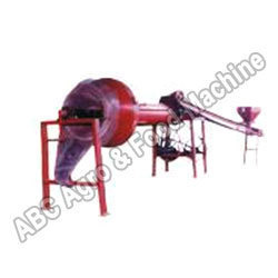 Paddy Roaster for Rice Flake