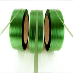 Sbeco green PET Strapping, Size: 12mm