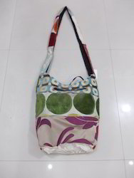 Printed Velvet Bags
