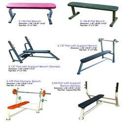 Flat Bench Machine