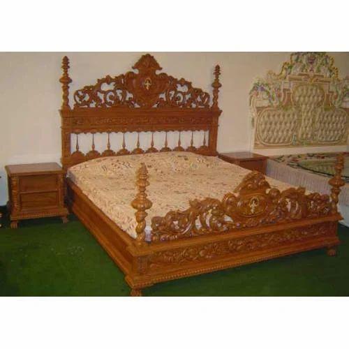 Antique Wood Designer Beds View Specifications Amp Details