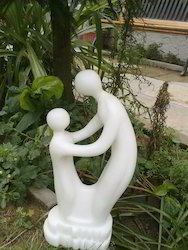 Abstract Marble Sculpture
