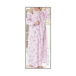 Ladies Cotton Printed Sleepwear