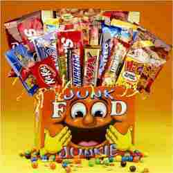 Processed Food And Snacks