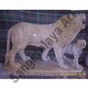 Marble Fine Lion