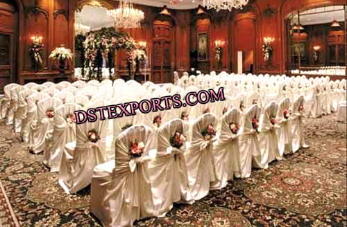 Banquet Hall Wrapup Chair Covers Dst Exports Patiala Id