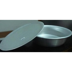 Aluminum Basin With Cover