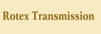 Rotex Transmission