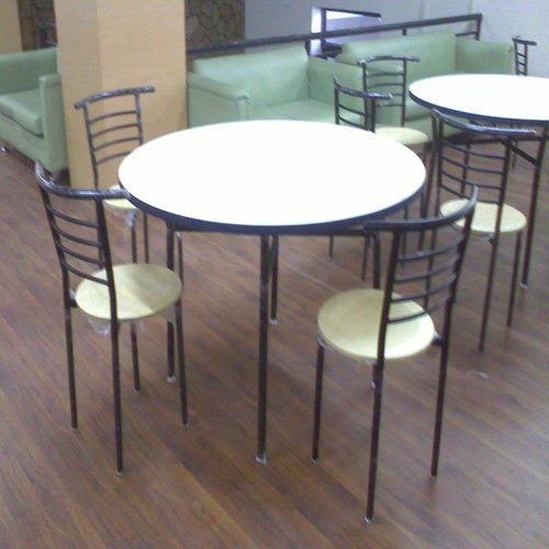 Wooden Canteen Tables
