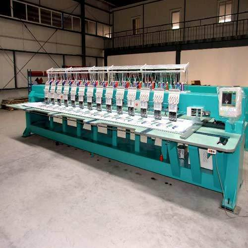Embroidery Machines Computerized Embroidery Machine Manufacturer
