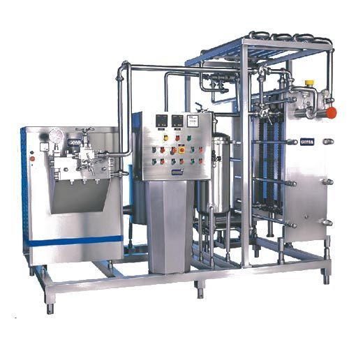 Dairy & Food Processing Machinery - Skid Mounted Tubular Module