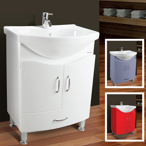 pvc vanity cabinet mo xd 2013 - Bathroom Cabinets Kolkata