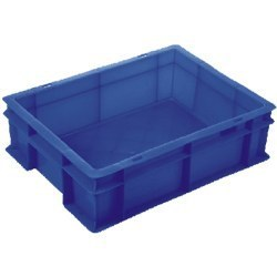 Low Height Plastic Crates