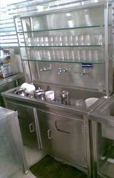 Kitchen Water Station