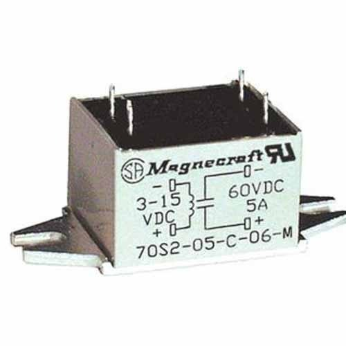 Solid State Relays - DC To AC Solid State Relay Exporter from New Delhi